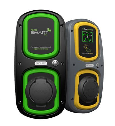 Rolec EV Smart Chargers